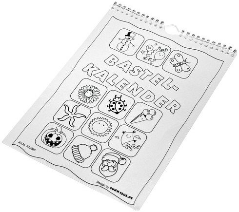 Eduplay 210060 Craft Kalender Jahr