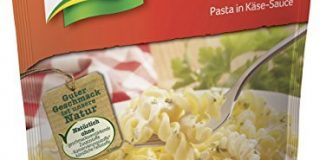 Knorr Spaghetteria Parmesana Nudel-Fertiggericht 2 Portionen (5 x 163 g)