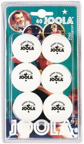 JOOLA TISCHTENNIS GMBH ROSSI * WHITE 40 BL6