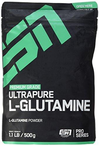ESN Ultrapure L-Glutamine Powder, 500 g