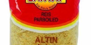 Baktat Ariete Reis Goldgelb , 2er Pack (2 x 1 kg Packung)