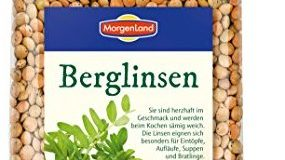 MorgenLand Bio Berglinsen, 2er Pack (2 x 500 g)