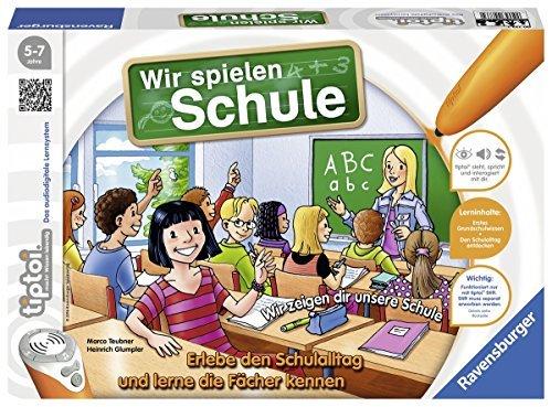 Ravensburger  00733 - tiptoi- Wir spielen Schule
