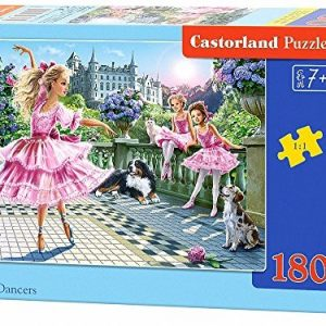 Castorland B-018222 - Ballet Dancers, Puzzle 180 teilig