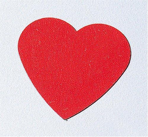 KnorrPrandell 8097216 Herz aus Kunststoff, 11 mm