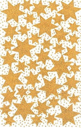 Avery Zweckform 52225 Weihnachtssticker Sterne 86 Aufkleber