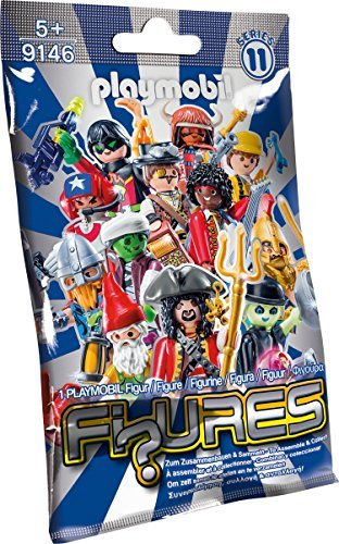 PLAYMOBIL 9146 - Figures Boys (Serie 11)