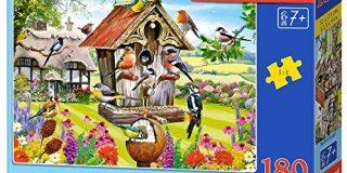 "Castorland B-018307 ""Birdhouse"" Puzzle, 180 Teile"