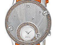 Esprit Collection Damen-Armbanduhr Galene Analog Quarz Leder EL101632F06