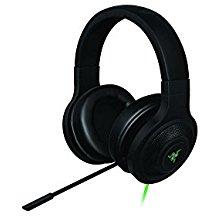 Razer Kraken USB Over-Ear PC Musik und Gaming Headset (Playstation 4 Headset) schwarz