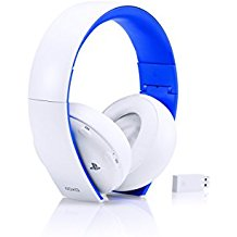 PlayStation 4 Wireless Stereo Headset 2.0, weiss