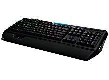 Logitech G910 Mechanische Gaming-Tastatur Orion Spectrum (mit RGB Deutsches Tastaturlayout)