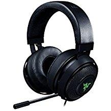 Razer Kraken 7.1 V2 - RGB Gaming Headset (mit Surround Sound Einziehbarem Mikrofon fur PC, Robuster Unibody-Rahmen und 50mm Audi