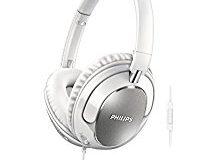 Philips FX5MWT-00 OverEar-Kopfhorer mit Mikrofon weiss