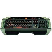 Mad Catz V.7 Gaming Tastatur (DE, USB 2.0)
