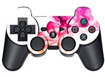 "Disagu Design Skin fur Sony PS3 Controller - Motiv ""Bunter Rauch"""