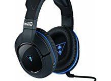 Turtle Beach Stealth 520 Wireless DTS 7.1 Surround Sound Gaming Headset fur PlayStation4 und PlayStation3
