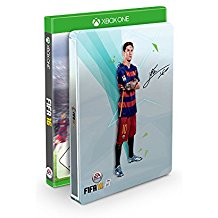 FIFA 16 - Steelbook Edition (exkl. bei Amazon.de) - [Xbox One]