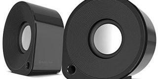 Speedlink Ellipz Stereo Speaker schwarz