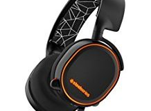 SteelSeries Arctis 5, Gaming-Headset, RGB-Beleuchtung, DTS 7.1 Surround fur PC, PC - Mac - PlayStation 4 - Xbox One - Android -