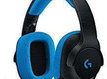 Logitech G233 Kabelgebundene Gaming-Kopfhorer (fur PC, Xbox One, PS4, Switch)