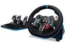 Logitech G29 Racing Lenkrad Driving Force fur PS4, PS3 und PC