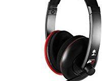 Turtle Beach Ear Force P11 Gaming Headset Frustfreie Verpackung (Schwarz) [PS3]