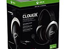 HyperX CloudX Pro Gaming Headset (geeignet fur Xbox One- PC- PS4) schwarz-grun
