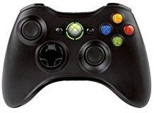 Xbox 360 Wireless Controller fur Windows, schwarz
