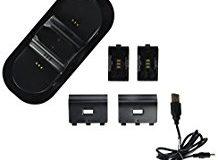 Speedlink Controller-Ladestation fur Xbox One - Twindock Dual Charger (Geeignet fur das Laden von zwei Controllern - Sicherer Ha