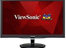 Viewsonic VX2757-MHD 68,6 cm (27 Zoll) Gaming Monitor (Full-HD, 1 ms, 75 Hz, FreeSync, geringer Input Lag) Schwarz