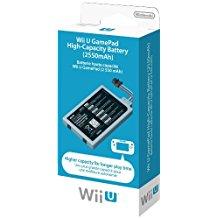 Wii U GamePad High-Capacity Battery (2550mAh)
