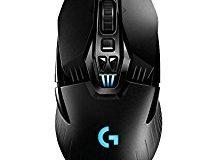 Logitech G903 Wireless Gaming Maus (mit kabelloser Powerplay-Aufladetechnologie und Lightspeed)