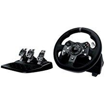 Logitech G920 Racing Lenkrad Driving Force fur Xbox One, PC