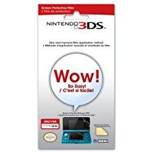 Nintendo 3DS - Bildschirm-Schutzfolie