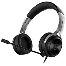 Lucid Sound LS20 Wired Universal Gaming Headset - Kompatibel mit PS4, XBOX One, Switch, PC, Mac, Mobile Phones