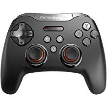 SteelSeries Stratus XL Wireless Gaming-Controller (fur Windows, Android, VR) schwarz