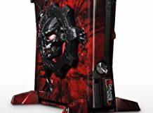 Xbox 360 - Gears of War Vaults (Konsolenhulle fur Xbox 360 Slim)