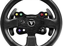 Thrustmaster Leather 28 GT Wheel AddOn (Lenkrad AddOn, PS4 - PS3 - Xbox One - PC)
