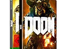 DOOM - 100% Uncut - Day One Edition inkl. Steelbook (exklusiv bei Amazon.de) - [Xbox One]