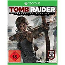 Tomb Raider: Definitive Edition - Standard Edition - [Xbox One]