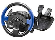 Thrustmaster T150 RS (Lenkrad inkl. 2-Pedalset, PS4 - PS3 - PC)