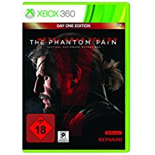 Metal Gear Solid V: The Phantom Pain - Day One Edition - [Xbox 360]