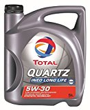 Total 181712 Quartz Ineo Longlife 5W-30 Motoren&ouml,l, 5 L: Amazon.de: Auto