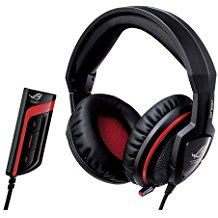 Asus ROG Orion PRO Gaming Headset (50mm Neodym-Magnet-Treiber, versenkbares Mikrofon, USB Virtual 7.1)