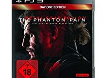 Metal Gear Solid V: The Phantom Pain - Day One Edition - [PlayStation 3]