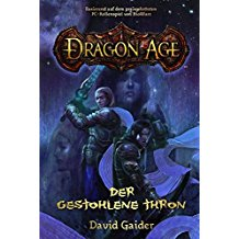 Der gestohlene Thron (Dragon Age, Band 1)