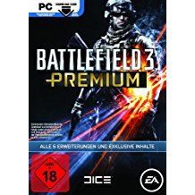 Battlefield 3 Premium Service [Download - Code, kein Datentrager enthalten] - [PC]