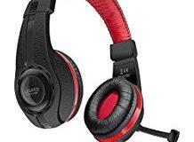 Speedlink Gamer Kopfhorer fur PS4 - Legatos Stereo Gaming Headset USB (Integrierte Kabelfernbedienung - Flexible Grosseneinstell