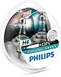 Philips 12342XV+S2 X-tremeVision +130% Scheinwerferlampe, H4, 2er-Set: Amazon.de: Auto